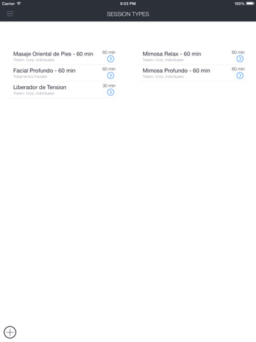 Mimosa Spa Retreat screenshot 4
