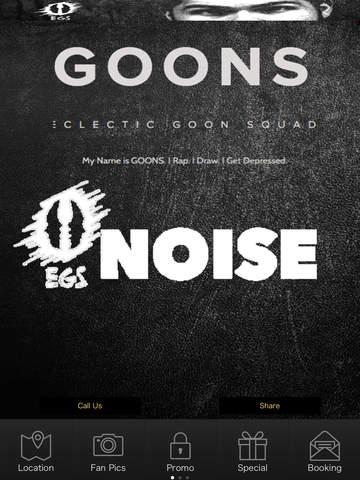 GOONS - náhled