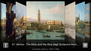 CANALETTO, Rome – London – Venice. The Triumph of Light screenshot 2