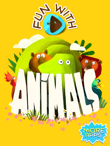 Fun With Animals Dance and Sounds Flash Cards Free - Educational App for Toddlers and Preschoolers screenshot 6