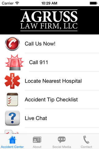 Chicago Personal Injury - Agruss Law Firm - náhled