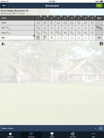 Rock Ridge Country Club screenshot 8