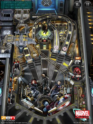 Marvel Pinball screenshot 6