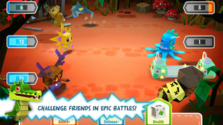 Monster Life - Collect and battle cute mini monsters! screenshot 2