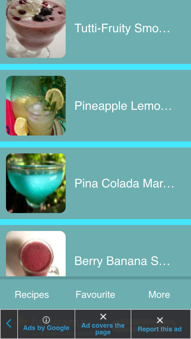 Refreshing Summer Drinks screenshot 1