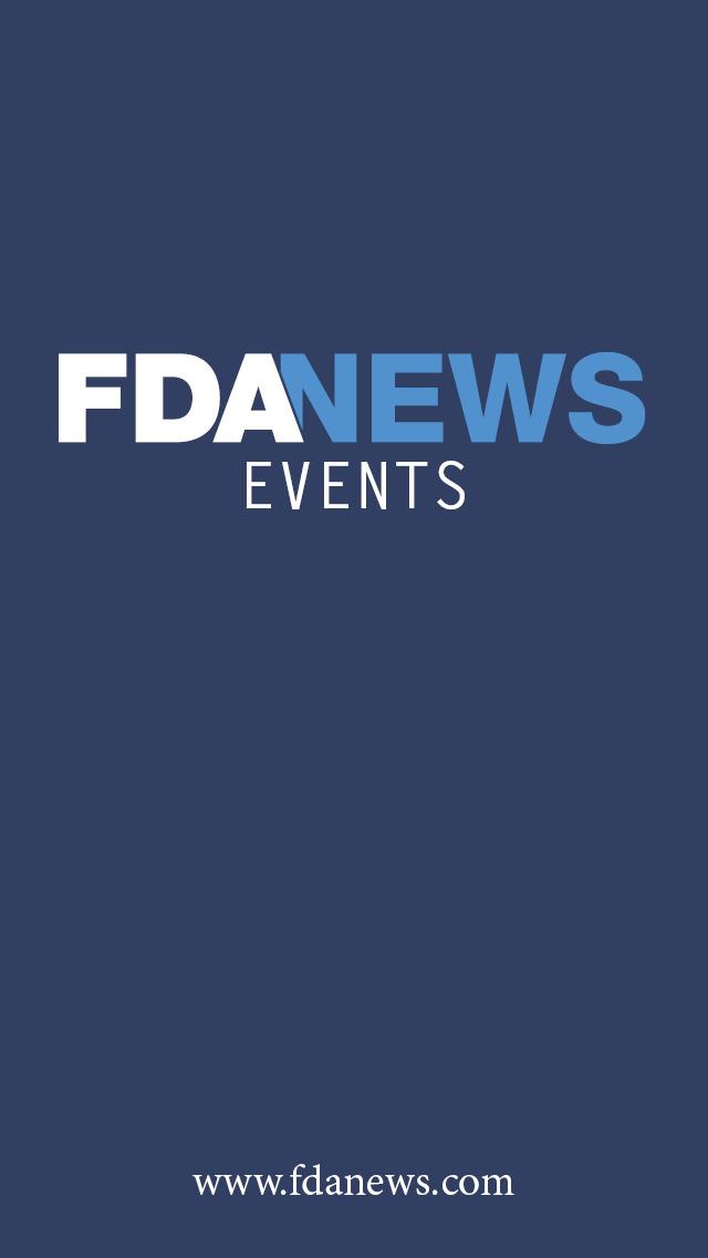 FDAnews Events screenshot 2