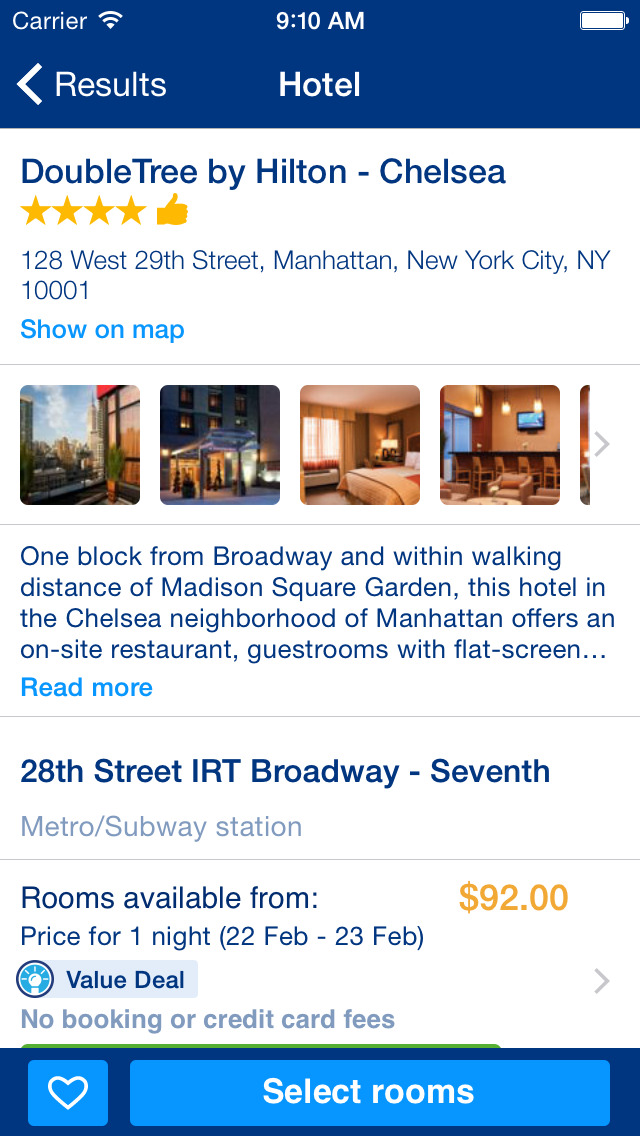 Booking.com: Hotels & Travel screenshot 4