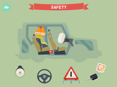 My Car – Mechanics for Kids screenshot 10