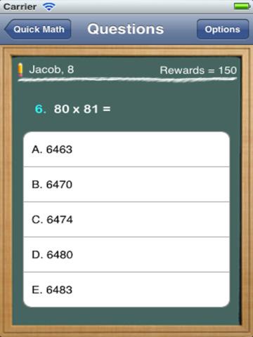Math Tricks For Kids screenshot #3