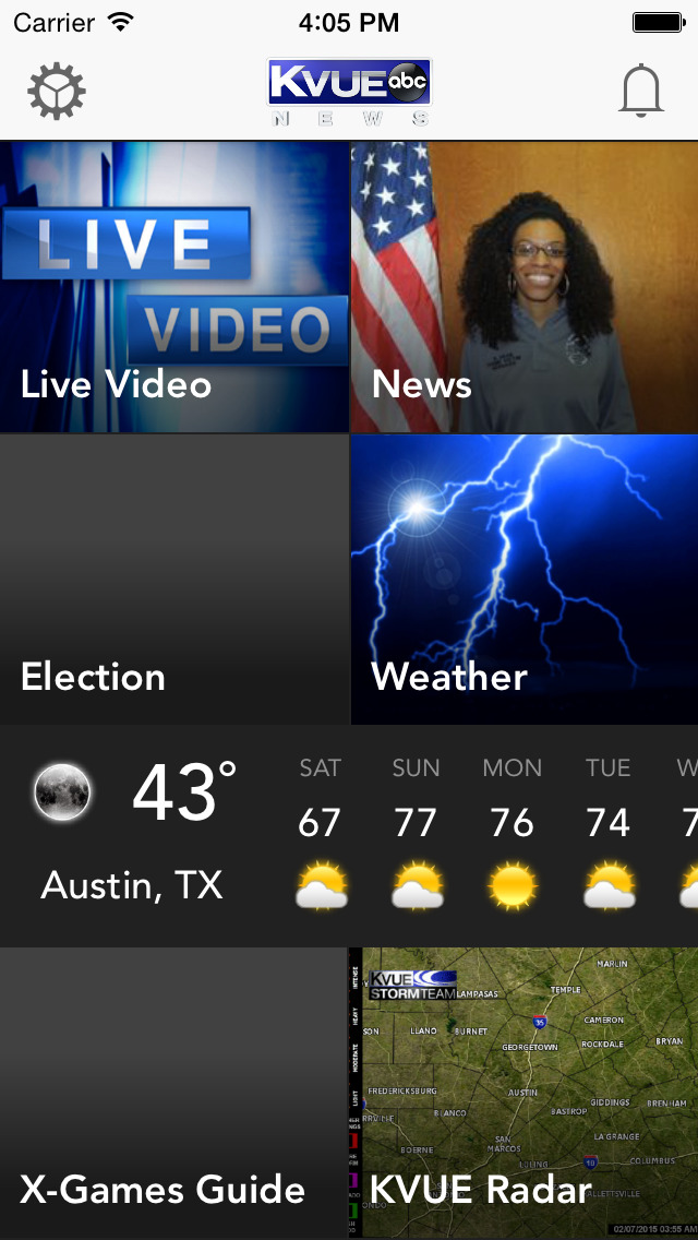 KVUE NEWS screenshot 1