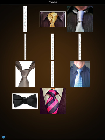 How to Tie a Tie Guide ! screenshot 9