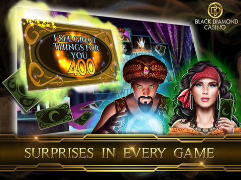 Black Diamond Stories & Slots screenshot 7