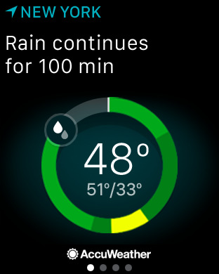 AccuWeather: Weather forecast screenshot 12