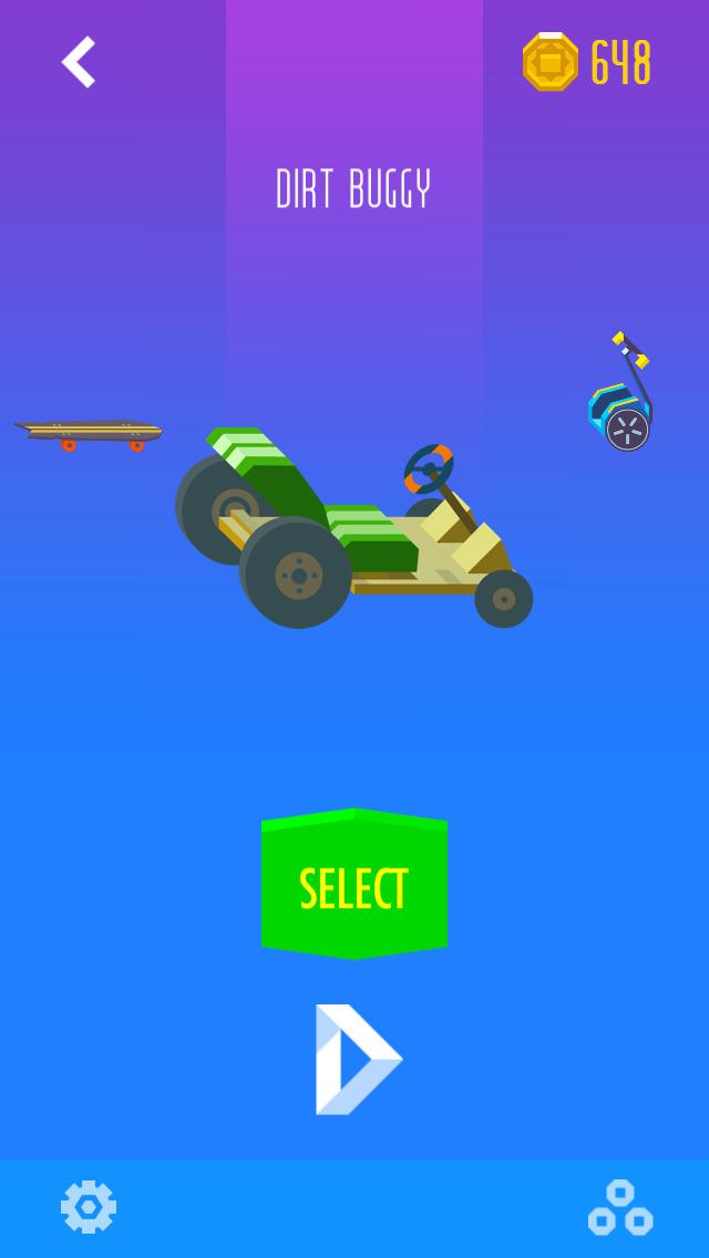 Downhill Riders screenshot 4