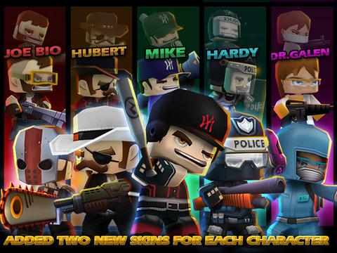 Call of Mini™ Zombies 2 screenshot #3