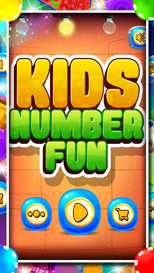 Kids Number Fun screenshot 1