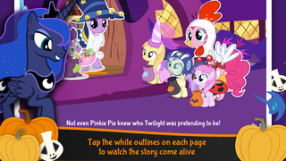 My Little Pony: Trick or Treat screenshot 2