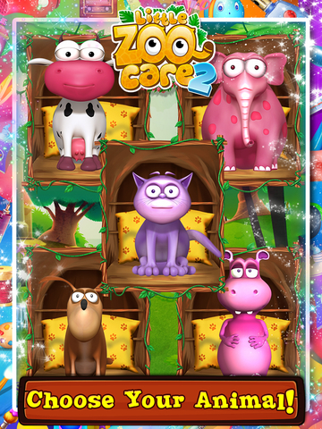Little Zoo Care screenshot 7