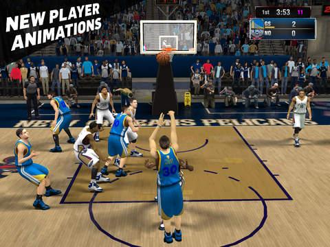 NBA 2K15 screenshot 7