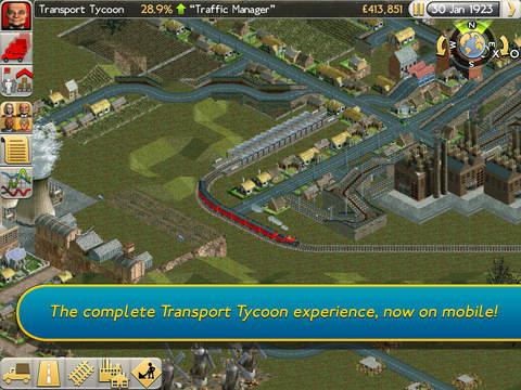 Transport Tycoon Lite screenshot 6