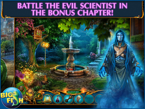 Labyrinths Of The World: Shattered Soul HD - A Supernatural Hidden Object Adventure screenshot 4