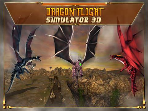 Dragon Flight Simulator 3D screenshot 6