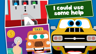 Cars, Trains and Planes Cartoon Puzzle Games Free screenshot 2