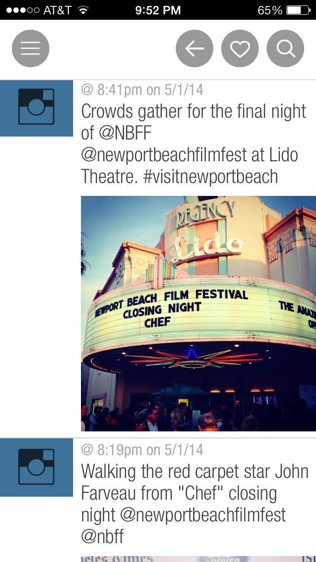 Visit Newport Beach screenshot 3