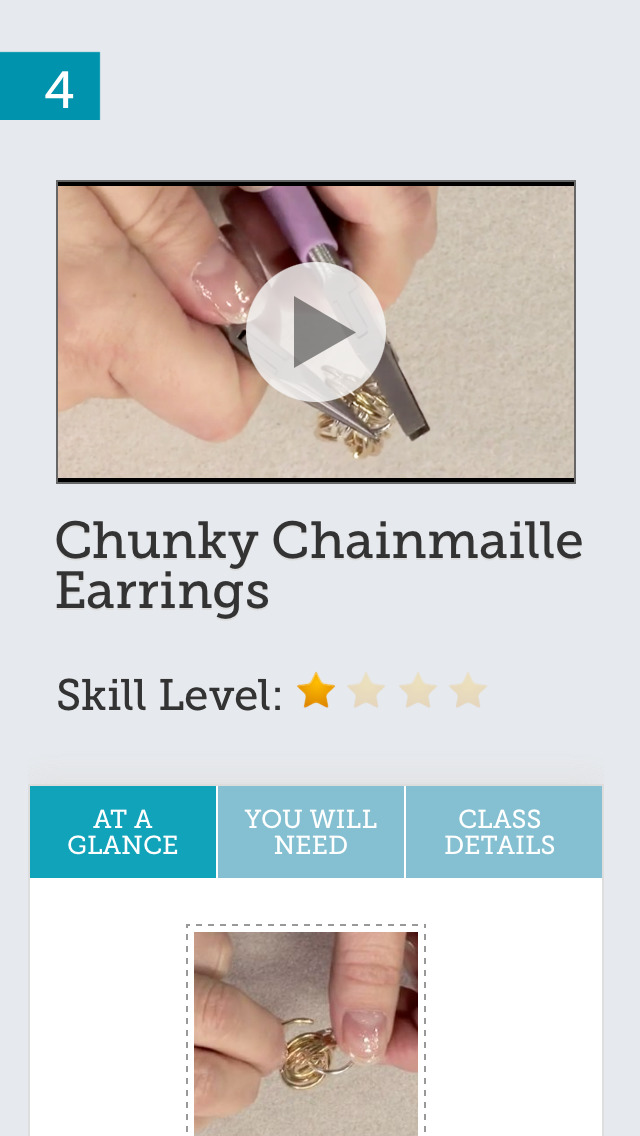 Make chainmaille jewellery screenshot 5