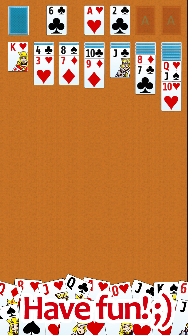Klondike Solitaire! screenshot 3