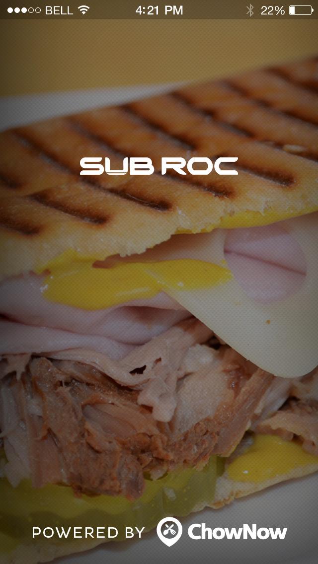 Sub Roc screenshot 1