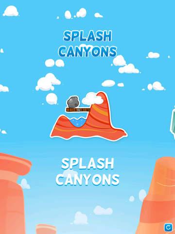 Splash Canyon - Water Puzzles screenshot 6
