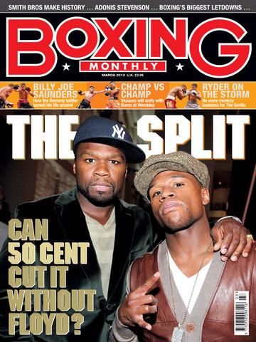 Boxing Monthly Magazine screenshot 4