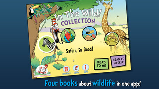 In The Wild! Learning Library Collection (Dr. Seuss/Cat in the Hat) screenshot 1
