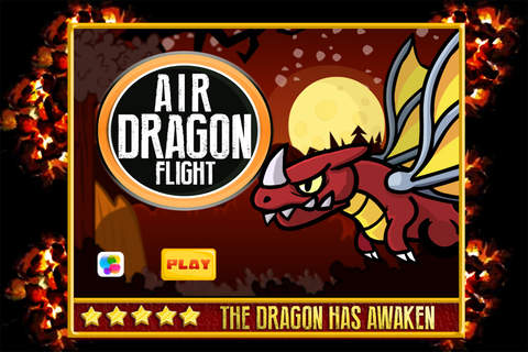 Air Dragon Flight : Fire and Fly Adventure FREE - náhled