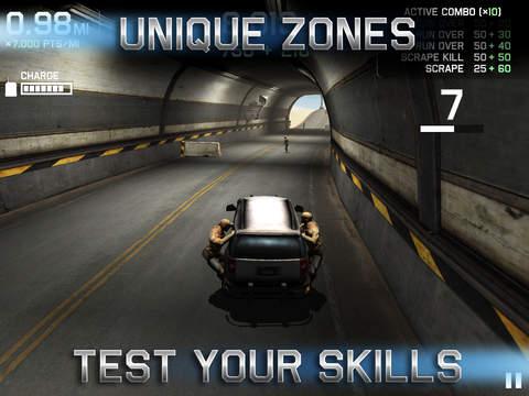 Zombie Highway: Driver's Ed screenshot #2