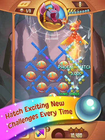 Peggle Blast screenshot 10