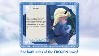 Frozen: Storybook Deluxe - Now with Frozen Fever! screenshot 3