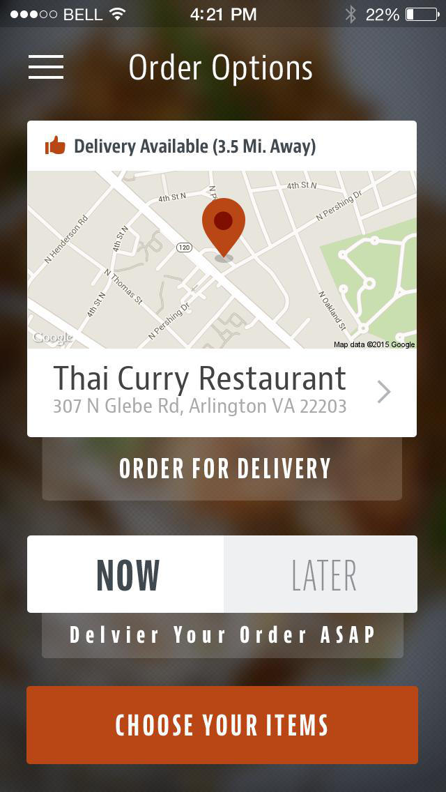 Thai Curry screenshot 2