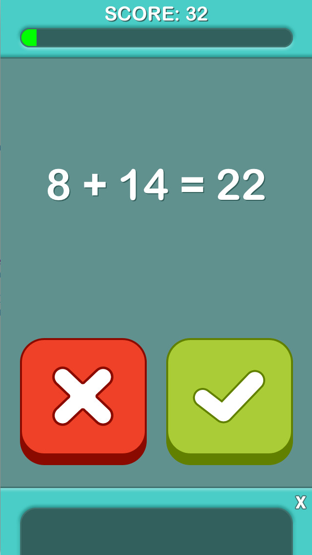 Add 60 Seconds for Brain Power -  Addition Free screenshot 2