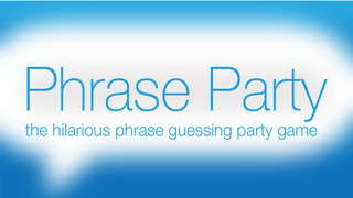 Phrase Party! — funny charades screenshot 1
