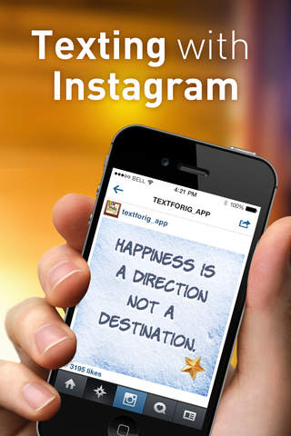 Text for Instagram Free - Post Text to Instagram - náhled