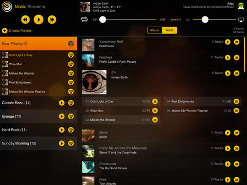 MusicStreamer screenshot 10