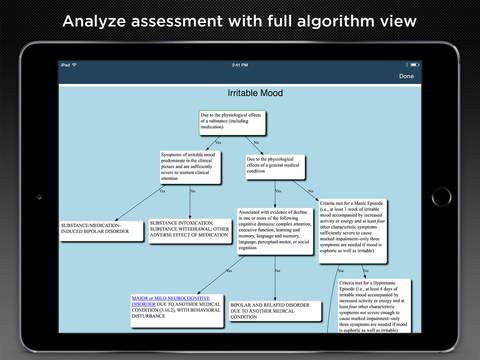 DSM-5™ Differential Diagnosis screenshot 8