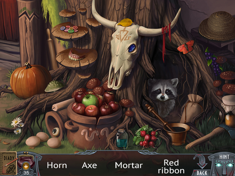 Bathory - The Bloody Countess: Hidden Object Adventure Game screenshot 9