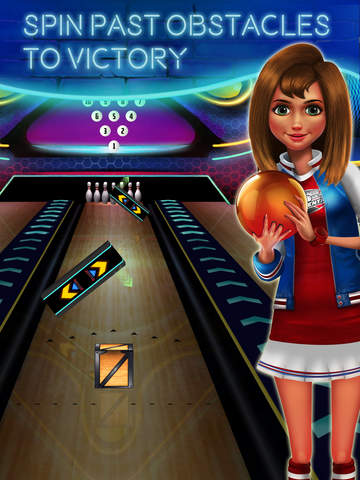 Bowling Central - Online multiplayer, Puzzles, Tournaments, Apple TV support, Free game! screenshot 7