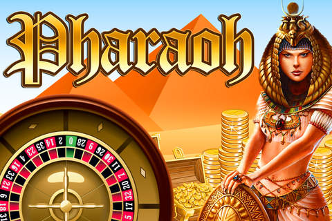 Pharaoh's Roulette Kingdom - Bet Spin & Win ! Las  - náhled