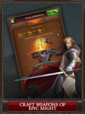 Kingdoms of Camelot: Battle screenshot 8