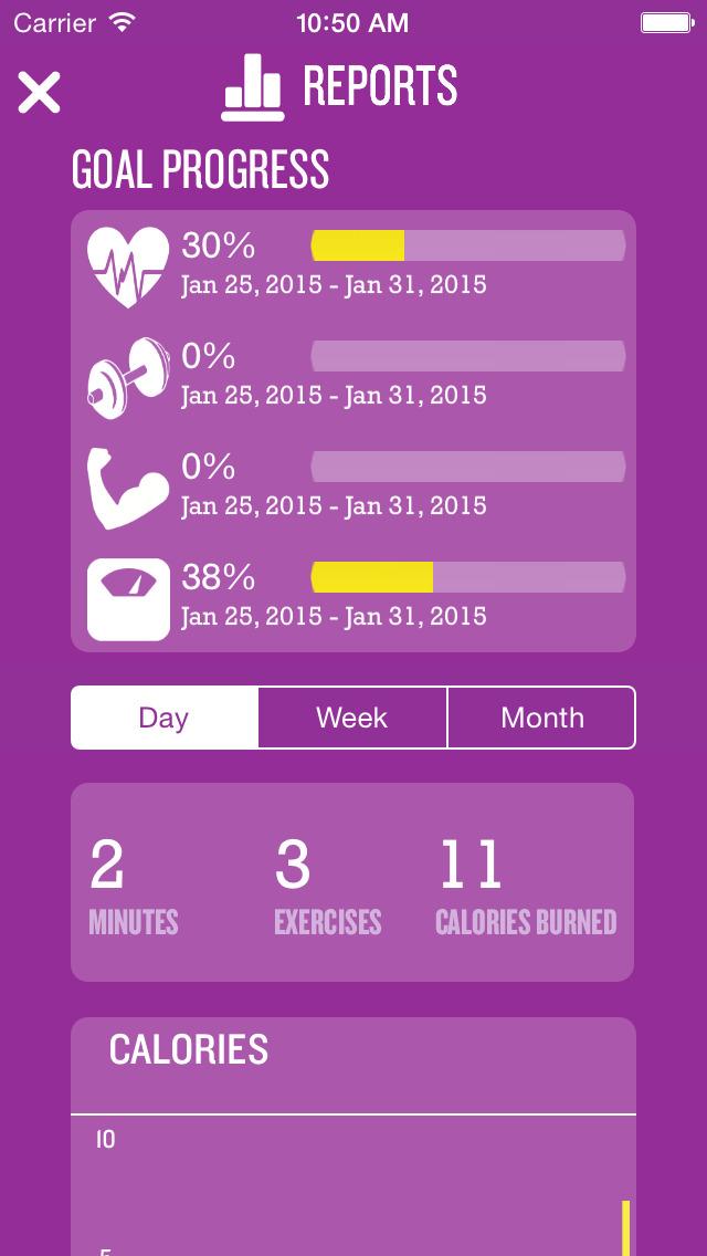 Planet Fitness Workouts screenshot 4