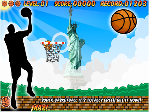 Super Basketball FREE screenshot 7